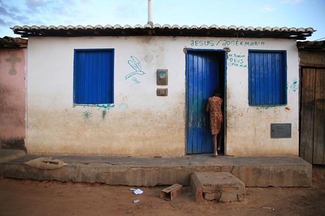 Jesus & Jose & Maria's House, Piabas, Bahia; 2009
