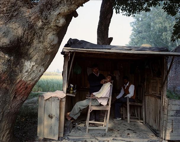 Barber; Dhampur, Uttar Pradesh