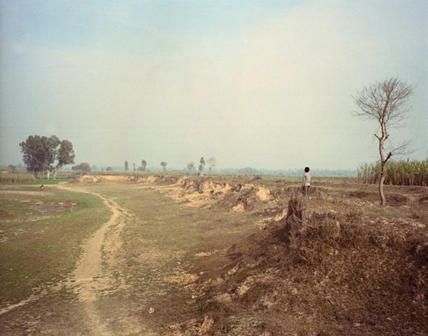 Lookout; Bhojpur, Uttar Pradesh