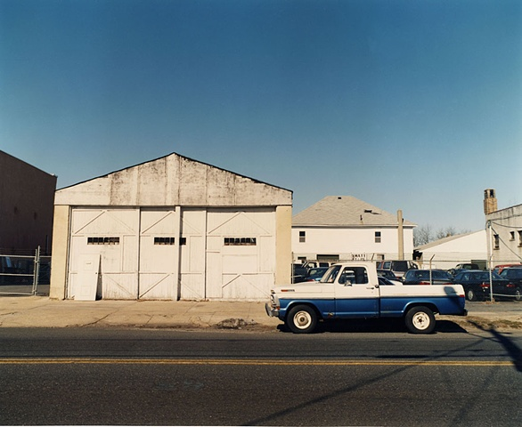 Truck, Long Branch, New Jersey; North+South Series, 2005
