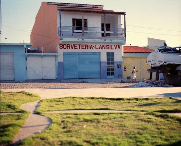 Sorveteria, Capim Grosso, Bahia; 2009