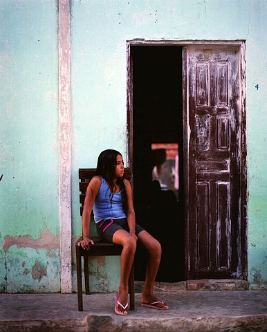 Chair, Capim Grosso, Bahia; 2009