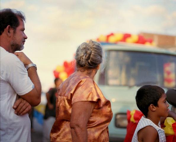 Bun, Capim Grosso, Bahia; 2009