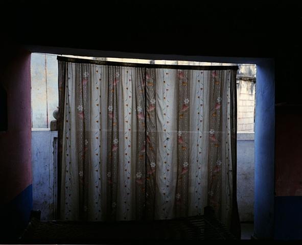 Bhojpur curtain; Uttar Pradesh