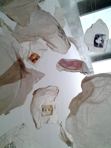 Fragments (detail), 2014