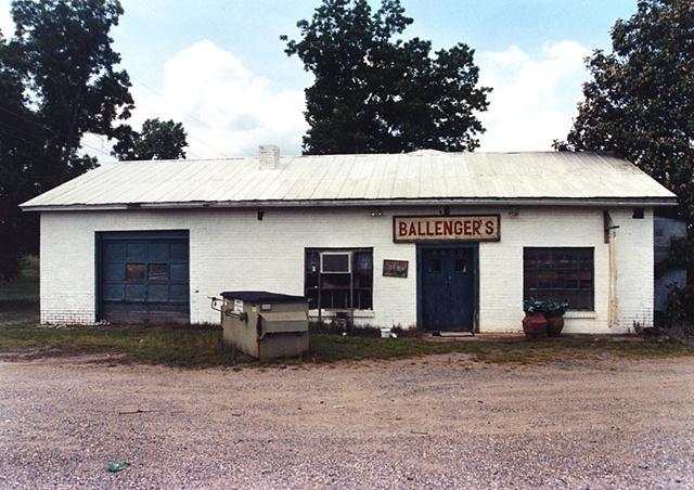 Balenger's, Rome, Georgia; North+South Series, 2004