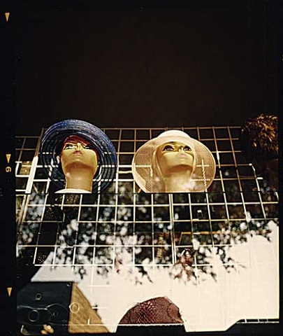 Mannequins, LaGrange, Georgia; North+South Series, 2007