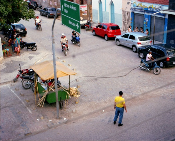 Sugar Cane, Capim Grosso, Bahia; 2009