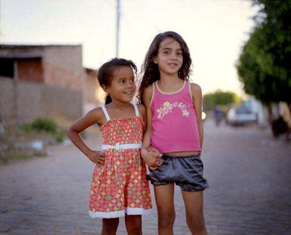 Girls, Capim Grosso, Bahia; 2009