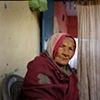 Village grandmother; Bhojpur, Uttar Pradesh