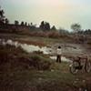 Fishing; Dhampur, Uttar Pradesh