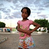 Girl in the Praça, Piabas, Bahia; 2009
