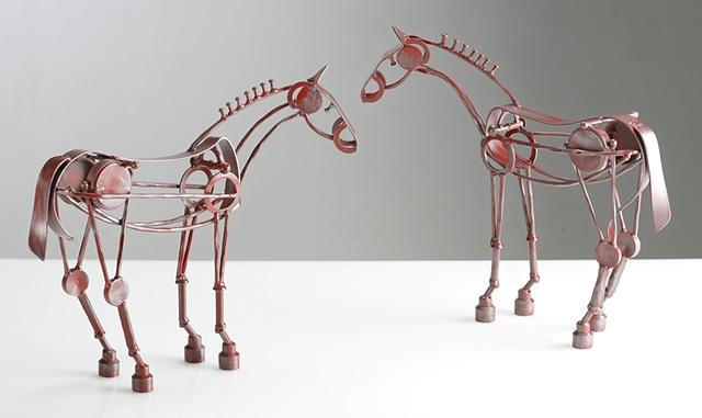Parared Ponies