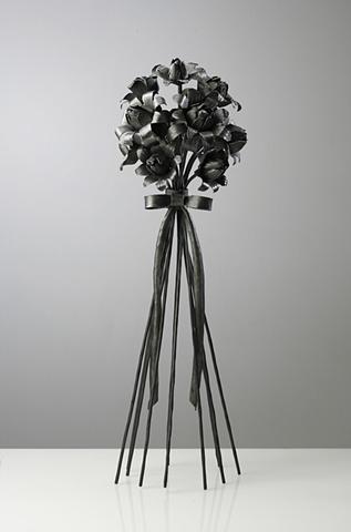 Black Beauties Bouquet