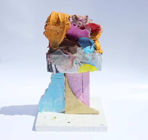 Mixed-media Sculptures