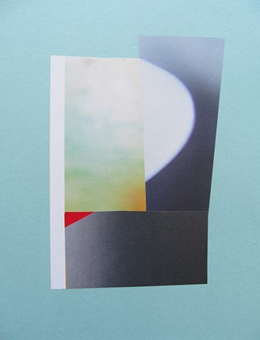Light & Shadow Collages (2013-2014)