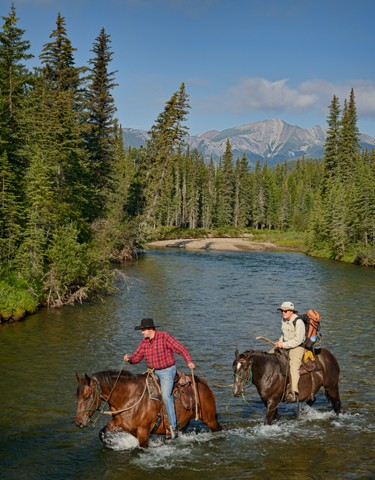 Crossing the Wildhay River #1