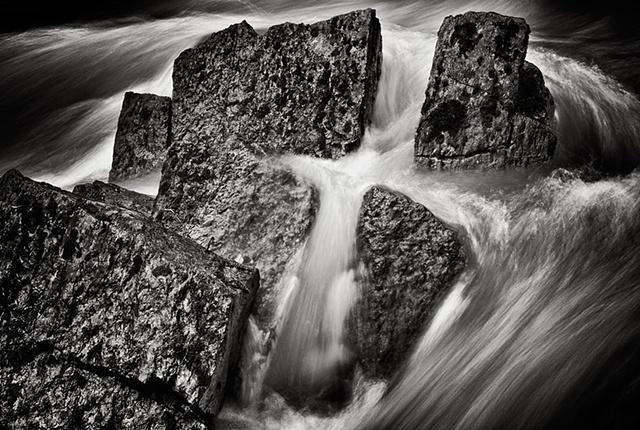 Robson River Detail  Summer 2009