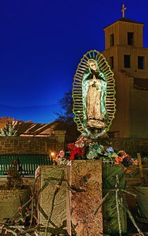 Virgin of Guadalupe Nov 12 Santa Fe 027_HDR Efex Pro  Nov 2010