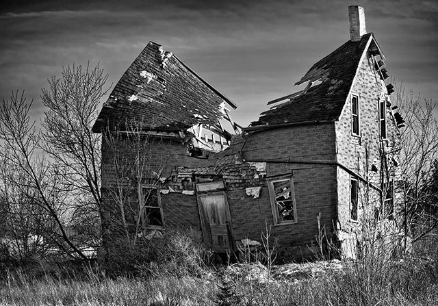 Buckling House II  Apr 2012