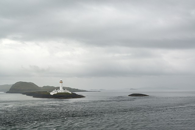 Foggy Lighthouse  June 2015