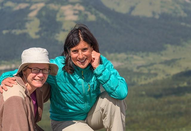 Amigos on the Ridge