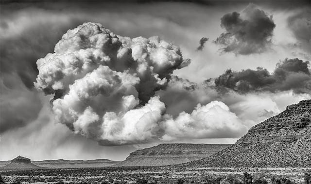 Desert Storm Cloud