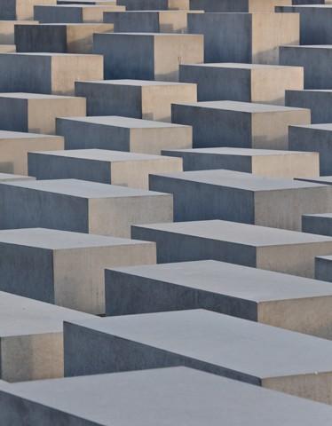 Holocaust Memorial, Berlin  November 2012