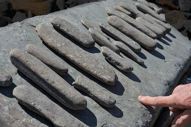 Runes on the Beach  June 2015