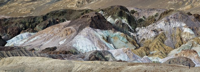 Artists Palette, Death Valley  January 2013