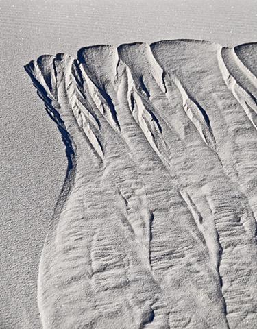 Sands of Time White Sands NM  Nov 2010