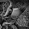 Anasazi Pot in situ