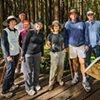 On Rainforest Trail  Sep 2016