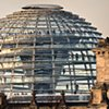 Reichstag Dome in Daylight  November 2012