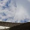 Hikers Descending  2009