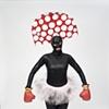 Beaubienne Baptiste, ballerine de la Nouvelle Vague Super hero and New Wave ballerina