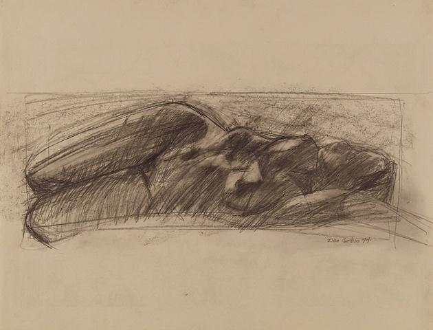 Mauai, Graphite on paper, 23 x 28