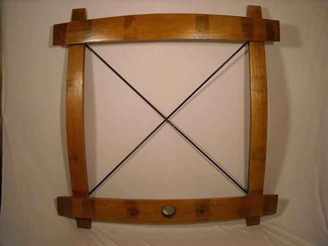 wine barrel picture frame - Wine Picture Frames