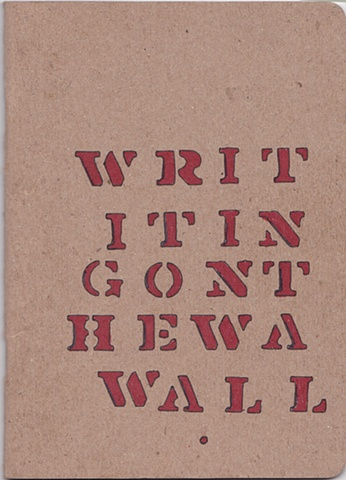 Cover: Writing on the Wall