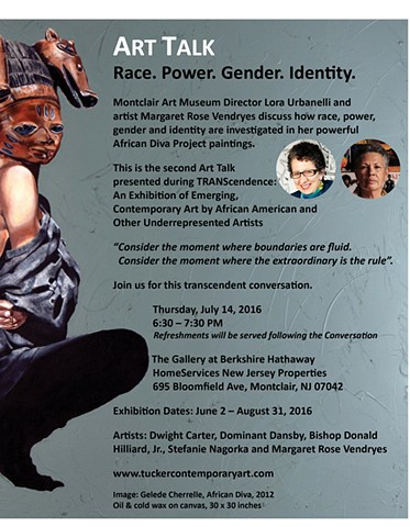 ART TALK. Race, Power, Gender and Identity.