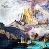 Reimagining Bierstadt:  Rocky Mountains