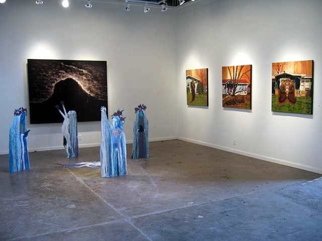 Installation view 2