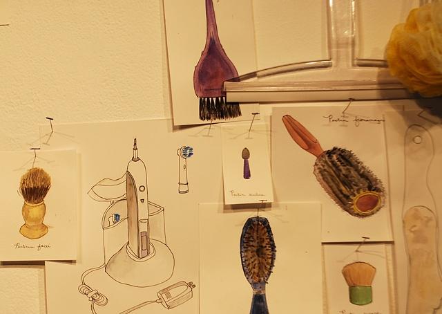 Bathroom Taxonomy, detail
