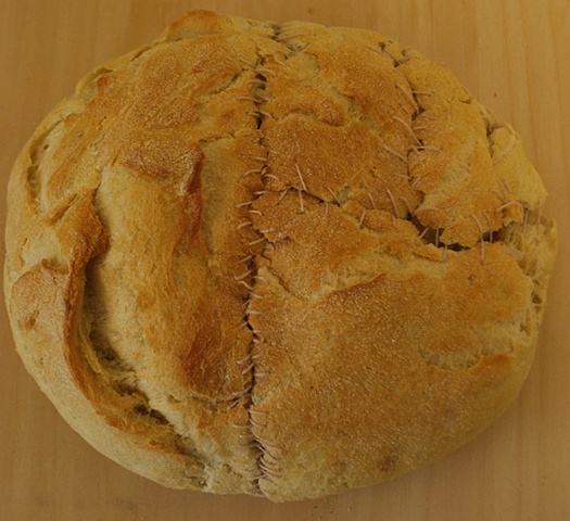 Studies in the Stitching of Exponentially Broken Bread