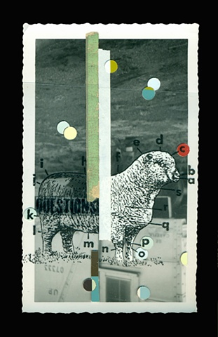 untitled (sheep)
