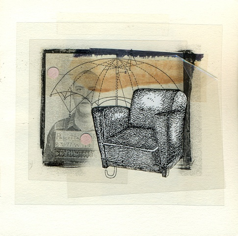 Untitled (umbrella chair)