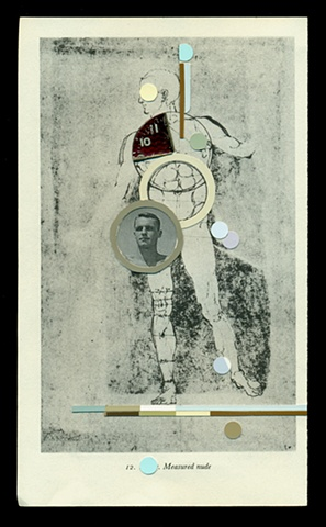 untitled (measured man)