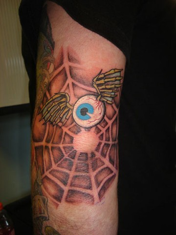Eyeball Web