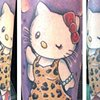 Hello Kitty and Make Up