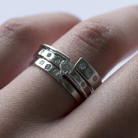 matrimonio, marriage, oro blanco, white gold